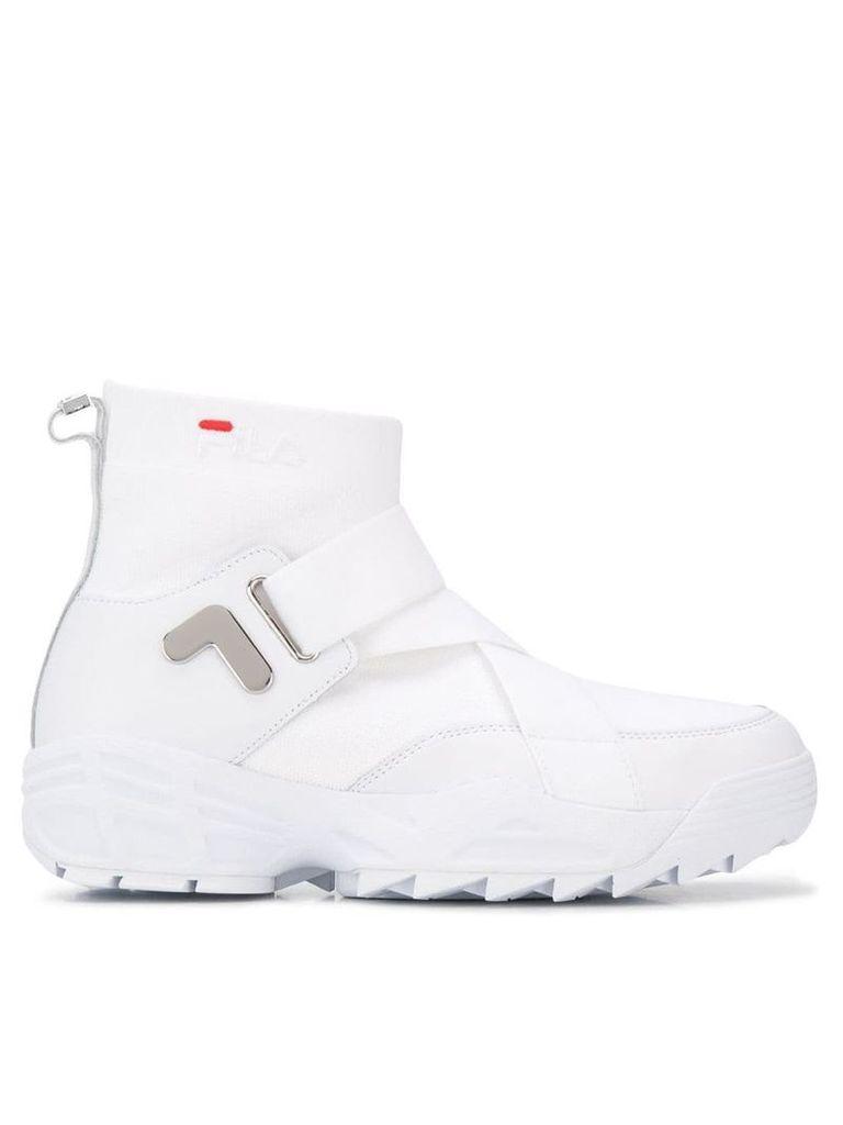 Fila hi-tops sneakers - White