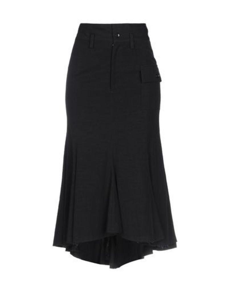 Y'S YOHJI YAMAMOTO SKIRTS 3/4 length skirts Women on YOOX.COM