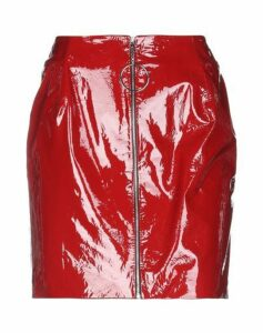 MUGLER SKIRTS Knee length skirts Women on YOOX.COM
