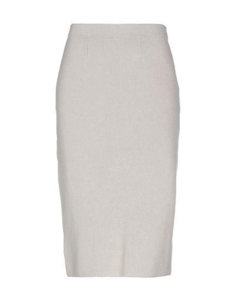 STEFANEL SKIRTS Knee length skirts Women on YOOX.COM
