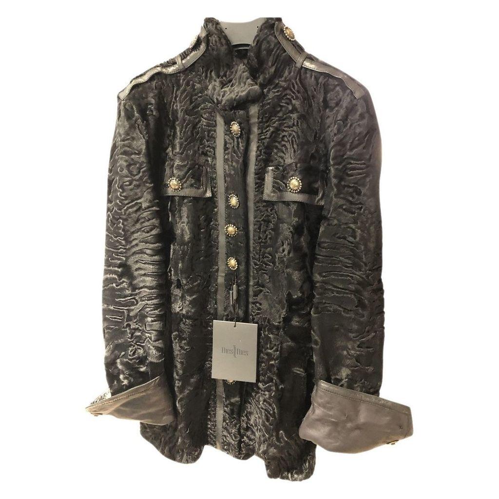Astrakhan jacket