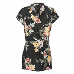 Volcom  RAG'N FLOWER DRESS  women's Dress in Black