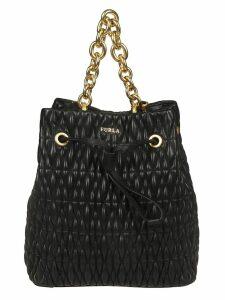 Furla Stacy Cometa Bucket Bag