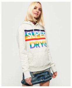 Superdry Sport Rainbow Hoodie