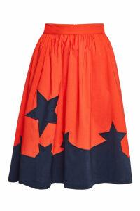 Steffen Schraut Victoria Star Skirt with Cotton
