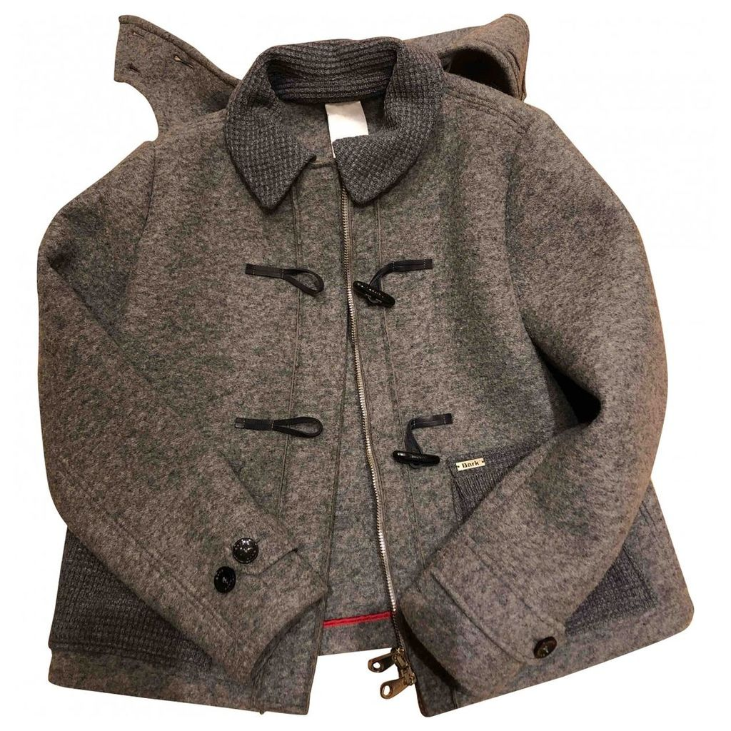 Anthracite Polyester Jacket