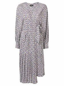 Isabel Marant Alexandra dress - Purple