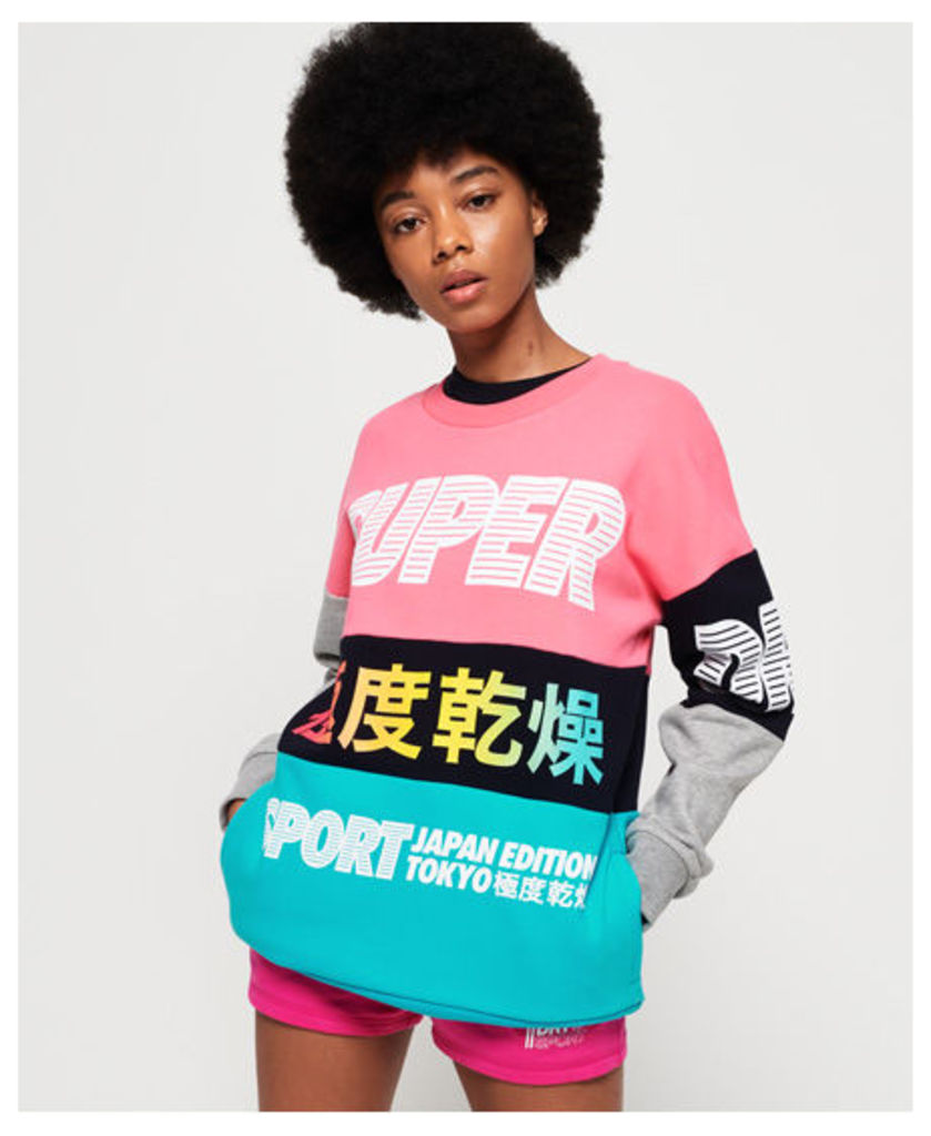 Superdry Japan Edition Crew Sweatshirt