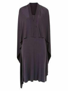 Uma Raquel Davidowicz layered Luz dress - Purple