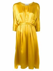 L'Autre Chose kimono dress - Yellow
