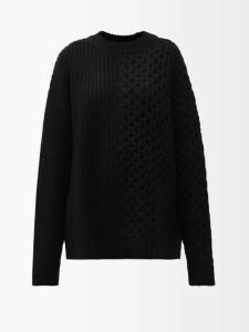 Acne Studios - Cotton And Linen Blend Trench Coat - Womens - Green