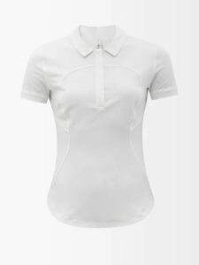 Acne Studios - Exposed Seam Knitted Sweater - Womens - Red