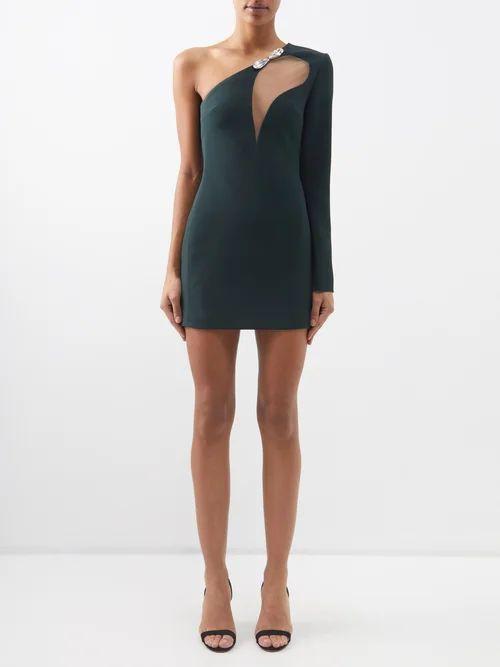Max Mara - Tacito Skirt - Womens - Brown