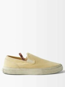 Ashish - Teardrop Sequinned Mini Dress - Womens - Beige
