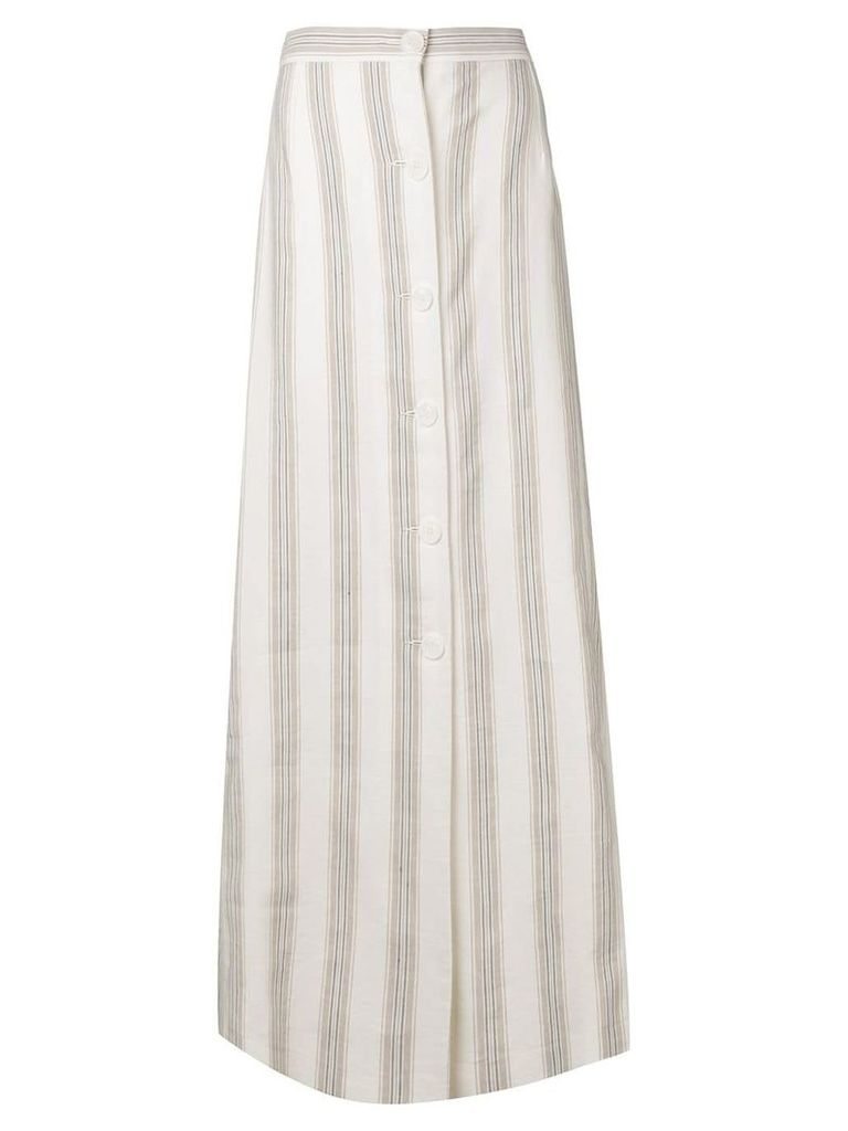 Noon By Noor Curtis skirt - White