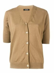Aspesi V-neck cardigan - Green