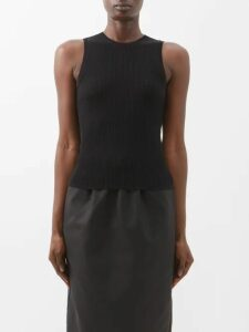 Ashish - Striped Sequinned Shirt - Womens - Multi