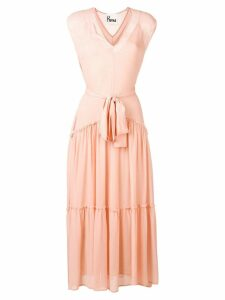 8pm tie waist dress - Pink