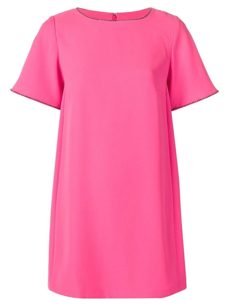McQ Alexander McQueen styled T-shirt dress - Pink