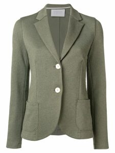 Harris Wharf London fitted blazer - Green
