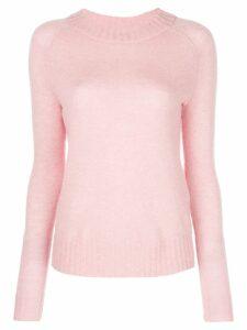 Co crew neck jumper - Pink