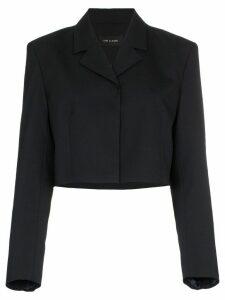 Low Classic Cropped blazer - Blue
