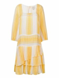 Zeus+Dione Amphitrite dress - Yellow