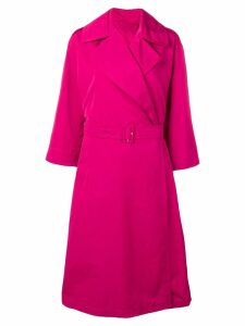 'S Max Mara Failleb trench coat - Pink