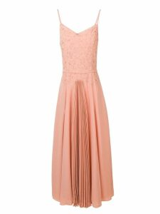 Noon By Noor Ray pleated dress - Pink