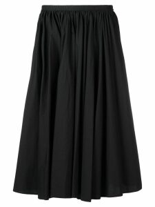 Antonio Marras flared midi skirt - Black