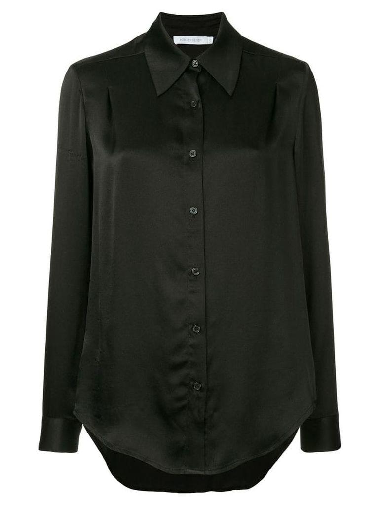 Nobody Denim Gabrielle shirt - Black