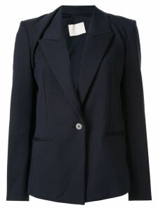 Dion Lee Binary blazer - Blue