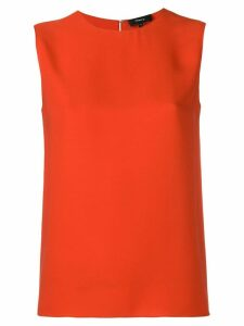 Theory shell top - Orange