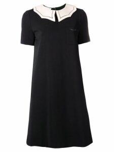 Gucci bat-embellished dress - Black