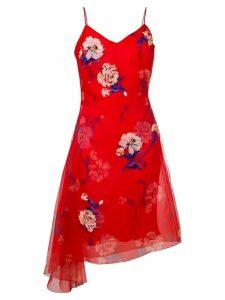 Ermanno Scervino floral print dress - Red