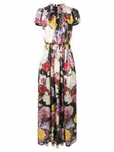 Dolce & Gabbana floral print dress - Black
