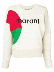 Isabel Marant Étoile Korbin sweater - Grey