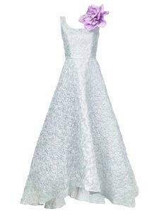 Bambah Argentina Princess gown - Metallic
