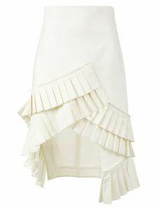 Jacquemus La Jupe Seville skirt - Neutrals