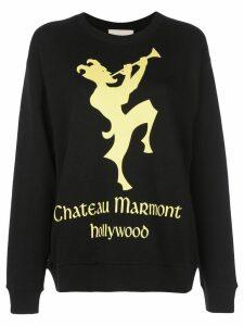 Gucci Chateau Marmont sweatshirt - Black