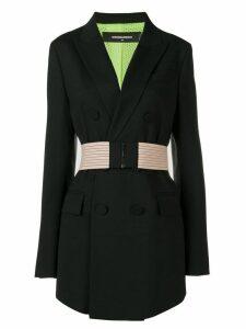 Dsquared2 belted blazer - Black