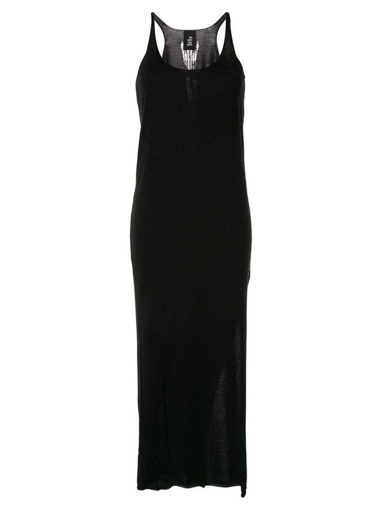Thom Krom slip-on cami dress - Black
