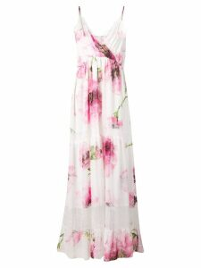 Blugirl lace detail dress - Pink