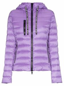 Moncler Seoul down padded jacket - Purple