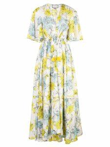 Alexis Adhara dress - White
