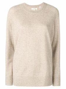 Chinti & Parker loose cashmere sweater - Neutrals