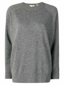 Chinti & Parker plain cashmere sweater - Grey