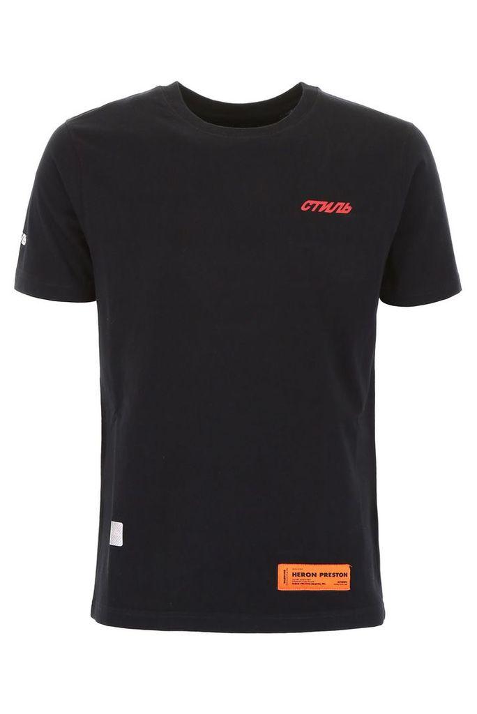 HERON PRESTON Ctnmb T-shirt