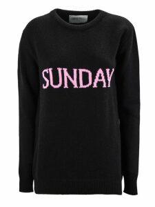 Alberta Ferretti sunday Black Long Pullover