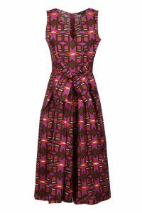 Aspesi Printed Dress